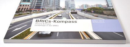 Amerikanisches Bankhaus - BRICs-Kompass