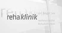 rehaklinik am Berger See Corporate Design